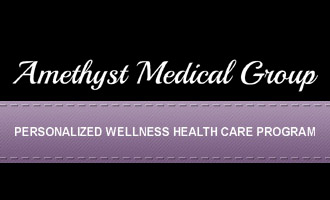 Collage of images from the website of Amethyst Medical Group, Grass Valley, CA.