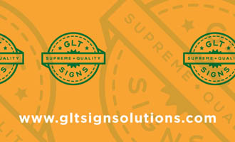 Image from the website of GLT Sign Solutions in Martinez, CA.