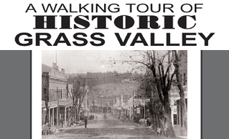Cover of Walking Tour of Historic Grass Valley