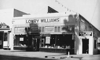 Lowry Williams, Pittsburg, CA 1948