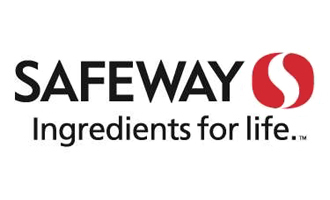 Branding for the Safeway store in San Rafael, CA.