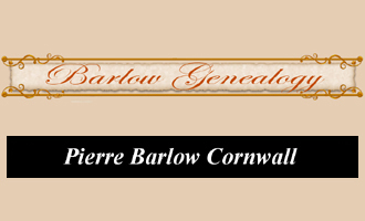 Genealogy link relating to Pierre Barlow Cornwall, also known as P. B. Cornwall.
