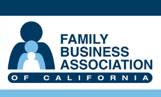 Branding of the Family Business Association of California.