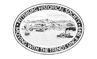 Emblem opf the Pittsburg Historical Society.