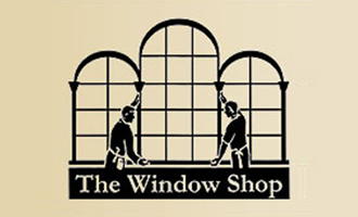 Emblem of The Window Shop in Concord, CA.